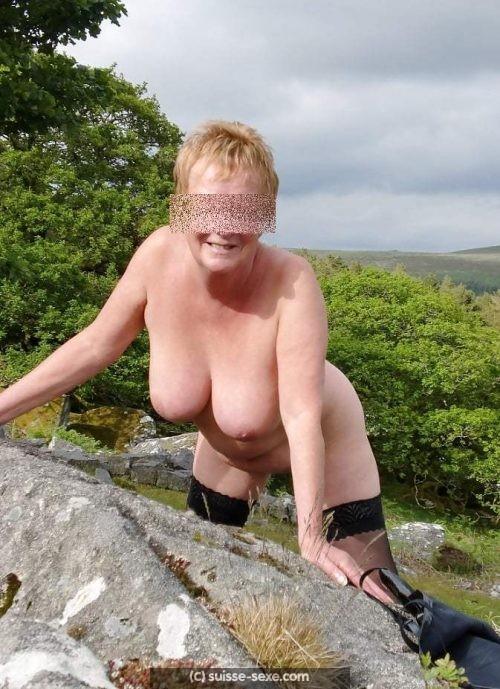 Sexe avec belle femme mure La Chaux de Fonds
