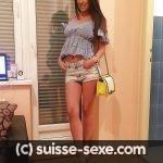 Femme suisse coquine pour massage naturiste a Yverdon